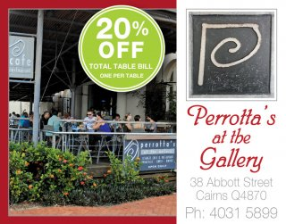 Perrotta's at the Gallery